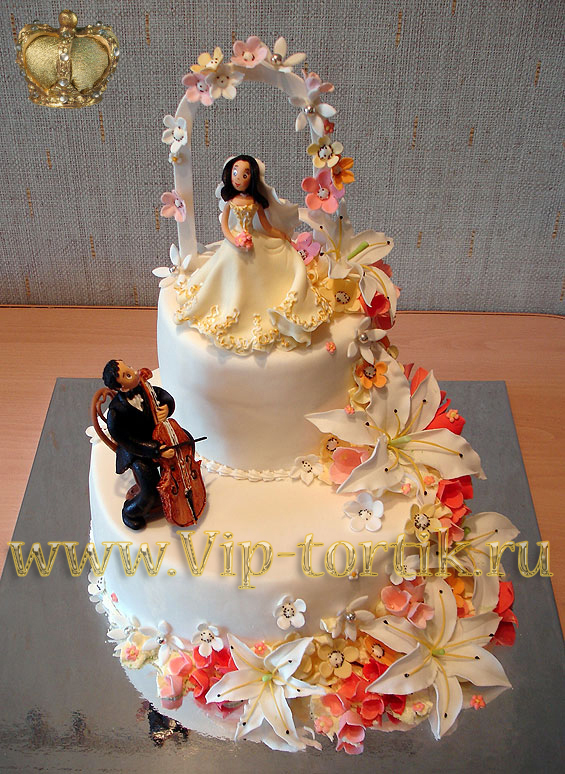 Цена указана за торт весом 5 кг