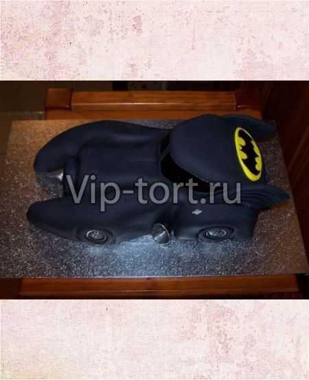 Торт для мальчиков batmobile