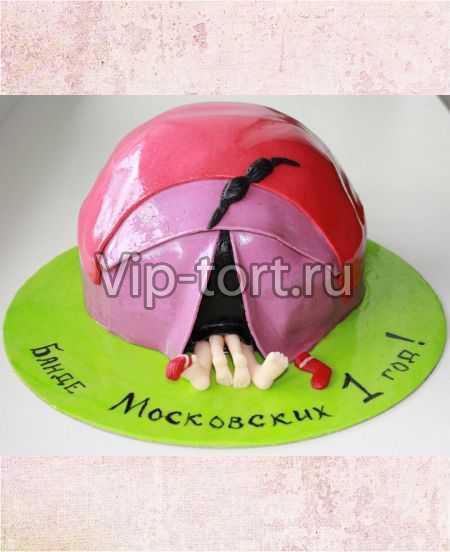 торт на годовщину знакомства 1 год