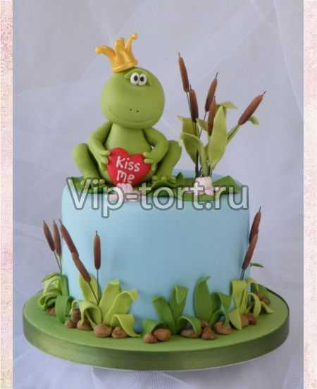Торт царевна лягушка фото