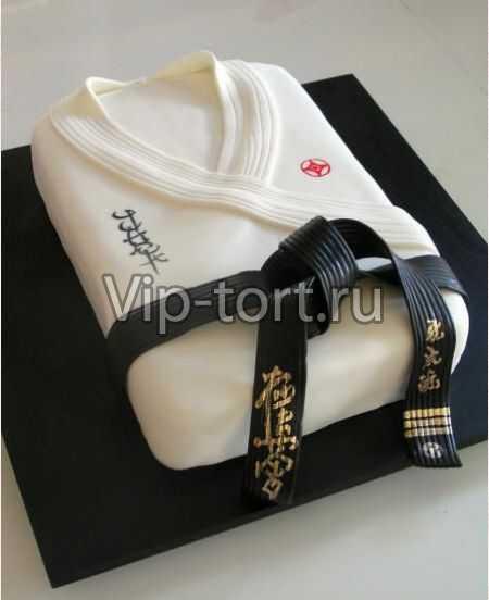 торт для каратиста фото