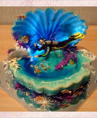 Торт для женщины 45 лет фото 6