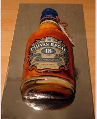 "Торт ""CHIVAS REGAL GOLD"""